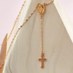 ✝️ Cross Charm Necklace ✝️